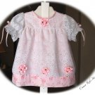 For Tracey Only - New Baby - Coming Home Dress - Victorian Style