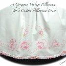 SaraGrace - Vintage - Pillowcase Dress - Little Girls Dress - Easter - Spring - Summer