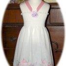 Esther - Pillowcase Dress or Top for Little Girls - Sun Dress - Praying Hands