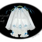 Custom Order for Kaitlin Only - Vintage Pillowcase Dress and Pantaloons