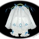 Lexi - Embroidered Pillowcase - Dress - LIttle Girls Day Dress