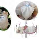 Reserved Listing for Sarah K. - Pillowcase Dresses, Tea Stain Onesies, Hanky Purses and Dolls