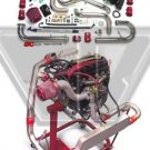 Performer X Turbo Kit 96-00 D16Y8 SOHC OPEN TRACK #1504