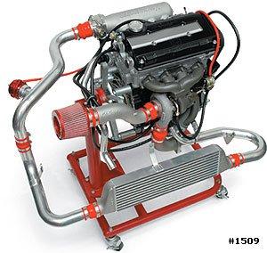 Performer Victor X Turbo Kit SI BA Open Track - Acura integra turbo kit