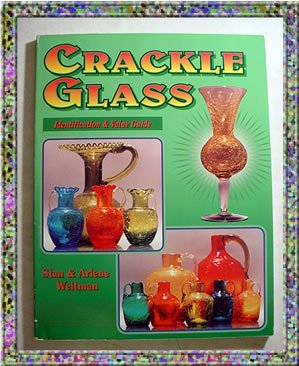 Crackle Glass Identification Value Guide 1996