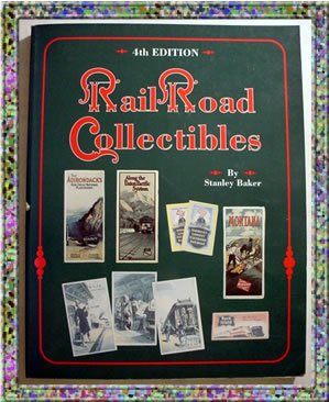 Railroad Collectibles Stanley Baker 1990