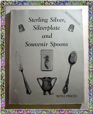 Sterling Silver Silverplate Souvenir Spoons 1987
