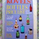 Bottles Price List 11th Edition Kovels 1999