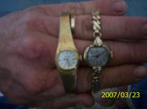 NUMEROUS WATCHES