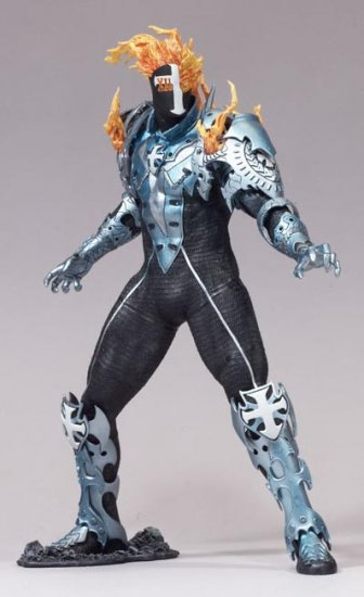 SPAWN 29: Evolution Series DECIPLE Debut Figure NEW