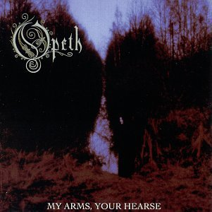 OPETH - My Arms Your Hearse CD Sealed 1998 Century Media
