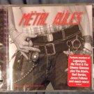Metal Rules: Tribute to Bad Hair Days CD sealed Ataris, Suckerpunch, Ridel High