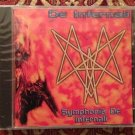 DE INFERNALI - Symphonia De Infernali CD 1997 Nuclear Blast NEW SEALED