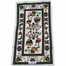 Parisian Prints Pure Linen Commemorative Towel 28 x 16-1/2 Inches