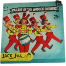 Jack & Jill Records Parade of the Wooden Soldiers/Cowboys and Indians 33
