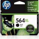 HP 564XL 2 ink Cartridges Black