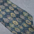 Bill Blass Lord & Taylor Blue Silk Tie Necktie  C121 ~