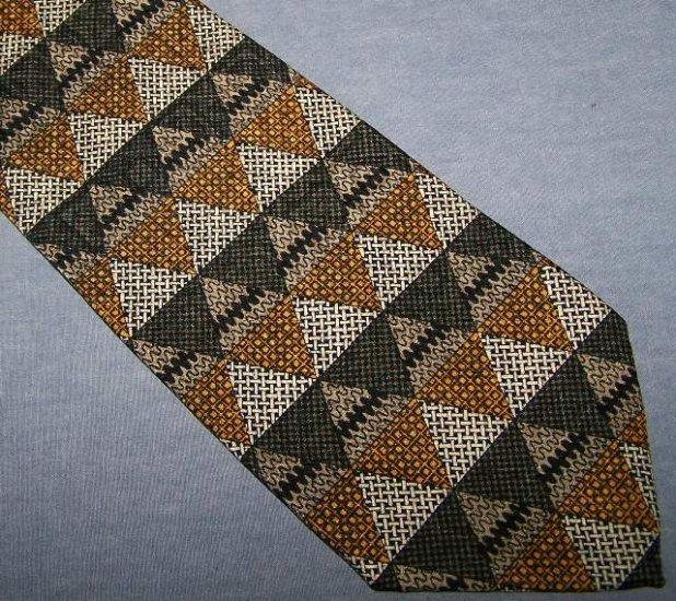 Cape Cod Fall Silk Tie Necktie ~ C105 ~