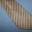 Arrow Gray Classic Silk Tie Necktie Diagonal Stripe Pattern C29 ~