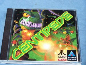 Centipede PC Game Atari 1998 CD