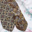 Lot of 2 Enrico Coveri Ties Neckties W122