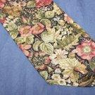 Surrey Floral Cotton Tie Necktie