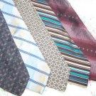 Lot of 5 Geoffrey Beene Ties Neckties W114