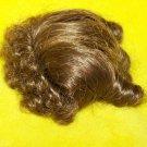 "Vintage Cheri's Collection Doll Wig Dutchess 6""-7"" Lt. Brown Hair Macau"