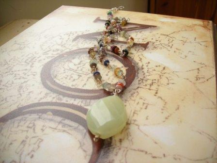 Rainbow of Gems Necklace