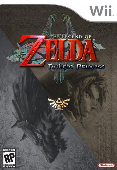 Legend of Zelda: Twilight Princess (Nintendo Wii)
