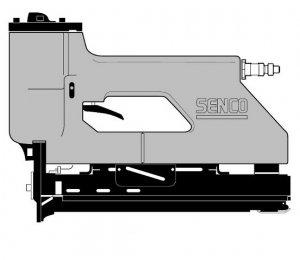 Senco Stapler m1 + m2 m3 sc1 O-ring + LB5005 Rebuild Kit Parts