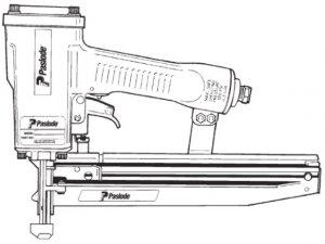 Paslode 3250 F16 Finish Nailer O ring + Cylinder Seal Part # 402725 Rebuild Kit