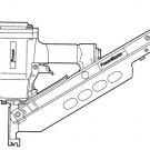 Paslode 5350/90S PM Framing Nailer O ring + Cylinder Seal Rebuild Parts Kit