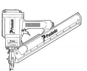 Paslode 5325/80 Framing Nailer O ring + Cylinder Seal Rebuild Kit