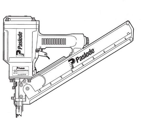 Paslode 5300 75 Framing Nailer O Ring 402011 Seal Kit