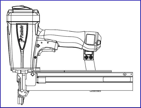 Paslode S200 S16 S200 W16 Stapler O Ring 402725