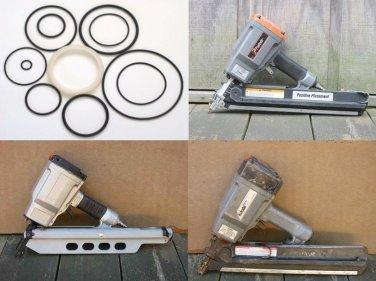 Paslode 5350/90S Framing Nailer O ring cylinder seal 402011 Rebuild Kit