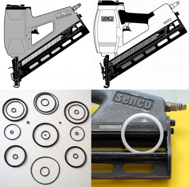 Senco Sn4 Sniv O Ring Lb3500 Rebuild Kit
