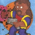 Bishop X-MEN sketch card atc aceo