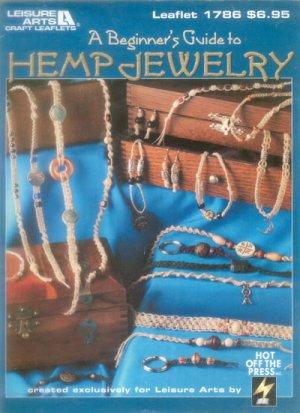 Hemp Jewelry - Leisure Arts - knots, key chains, bracelets, necklaces, chokers, earrings
