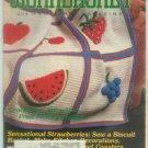 Workbasket March 1983 Strawberries: Needlework, Sewing, Crafts, Foods, Gardening