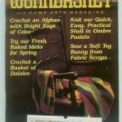 Workbasket April 1985 Knit, Crochet, Tatting, Sewing, Quilting, Crafts, Foods, Gardening