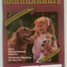 Workbasket December 1985 Christmas: Needlework, Sewing, Quilting, Foods, Gardening