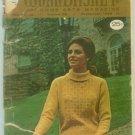 Workbasket September 1968 Crochet, Knit, Tat, Crafts, Foods, Gardening