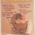 Workbasket August 1986 Knit, Crochet, Tatting, Foods, Gardening