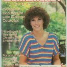 Workbasket August 1987 Knit, Crochet, Tatting, Crafts, Foods, Gardening