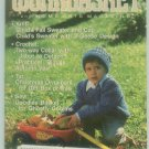 Workbasket October 1987 Needlework, Sewing, Crafts, Foods, Gardening