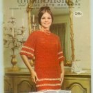 Workbasket November 1970 Crochet, Knit, Tat, Crafts, Foods, Gardening