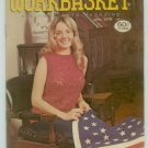 Workbasket June 1976 Knit, Crochet, Tatting, Sewing, Crafts, Foods, Gardening