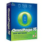 OmniPage Pro 16